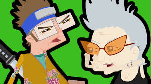 senior citizen mma samurai daycare smosh wiki fandom senior citizen mma