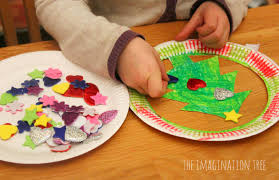 More Super Easy Christmas Crafts  Paper Plate Crafts Super Easy Christmas Crafts Using Paper Plates