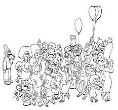 Disegni Da Colorare Di Tutti Personaggi Disney Fredrotgans