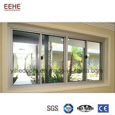 china office small sliding glass window philippines china window blinds aluminum sliding window with mosquito net