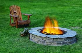 stone fire pit ideas. A DIY Fire Pit Is Just What Your Backyard Needs This Summer, And Here Are Stone Ideas P