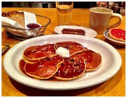 Image result for Bialy's cafe pancakes