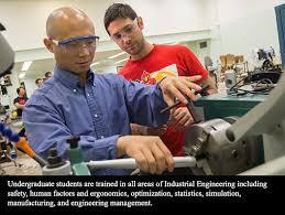 Industrial Engineering Lamar University