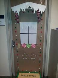 christmas office door decoration. Christmas Office Door Photo - 7 Decoration