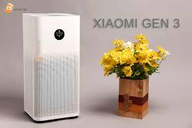 Máy lọc không khí thông minh Xiaomi gen 3 - máy lọc không khí giá rẻ, máy  lọc không khí chất lượng cao