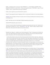 Two Pesos V Taco Cabana Law Case Study Docsity