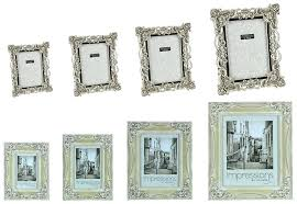 full size of white ornate picture frames 8x10 photo frame inch antique vintage style art distressed