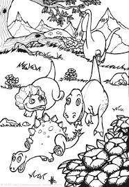 Small Picture Baby dinosaurs stegosaurus tyrannosaurus coloring pages