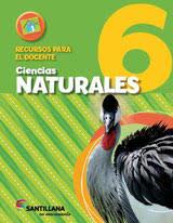 Libro ciencias naturales cuadernos recomendaciones descarga educacion general basica ministerio grado textos area primaria 2020. Ciencias Naturales Guias Santillana