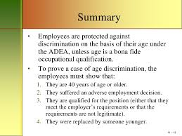 mm chapter age discrimination power point outline 13