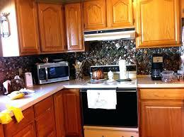 rock backsplash kitchen awe inspiring rock kitchen river rock kitchen home design ideas rock kitchen fake