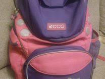 <b>Рюкзак</b> школьный <b>Ecco</b> розовый купить в Санкт-Петербурге на ...