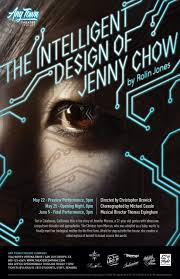 Intelligent Design Poster The Intelligent Design Of Jenny Chow Customizable Poster