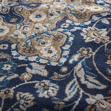 classy blue brown area rug applied to your house decor decoration dark blue area