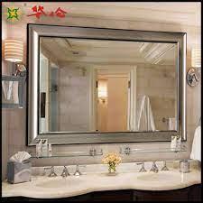Big Wall Mirrors Cheap Large Bathroom Mirrors Bathroom Mirror Large Bathrooms