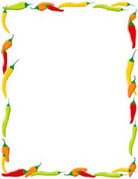 mexican food border clip art. Plain Food Free Chili Pepper Border Templates Including Printable Paper And Clip  Art Versions File Formats Include GIF JPG PDF PNG To Mexican Food Border Clip Art