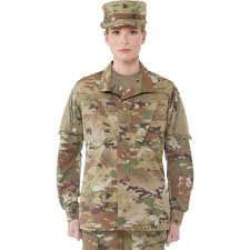Ocp Female Size Chart Dlats Army Ocp Acu Coat Female Coat Shop The Exchange