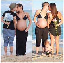 Pregnancy and the lesbian mother