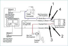 rewiring a trailer gauge feet trailer light cable wiring harness 4 brake controller wiring harness ford Brake Controller Wiring Harness #19
