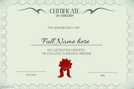Customizable Design Templates For Graduation Certificate Postermywall