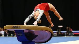 Vault gymnastics Silhouette Romper When Did The Gymnastics Vault Change Its Not