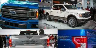 2018 F150 Light Bulb Chart Ford F 150 2018 Vs 2017 Heres Whats New On The 2018 Ford