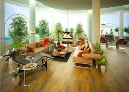 Living Room Designes Delectable 48 Refreshing Wooden Floor Tile Designs Home Design Lover