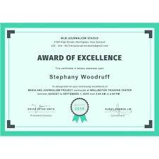 Achievement Awards Templates Achievement Certificate Templates Certificate Template