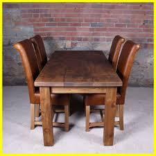 solid wood dining table. Full Size Of Dining Room Furniture:stunning Classic Solid Wood Table With Chairs Used E