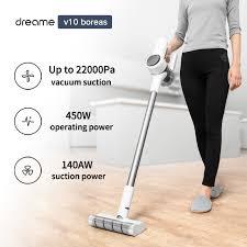 Handheld Wireless Vacuum Cleaner <b>Dreame V10 boreas</b> Portable ...