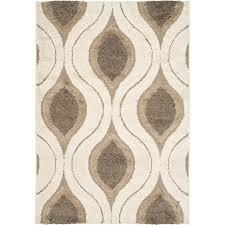 safavieh florida oversized rug in cream smoke