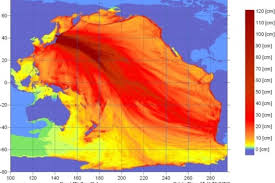In Pictures Graphs And Charts That Show The Tsunamis
