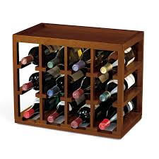 Under Cabinet Wine Racks 12 Bottle Cube Stack Wine Rack Wine Enthusiast