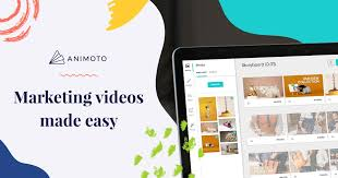 Make A Cover Page Online Business Video Maker Marketing Videos Made Easy Animoto
