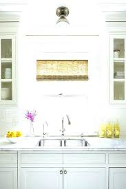 lighting over kitchen sink. Recessed Lighting Over Kitchen Sink Light Distance From Wall S I