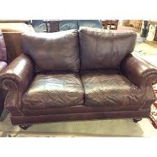 ferguson copeland furniture leather love seat ferguson copeland leather sofa