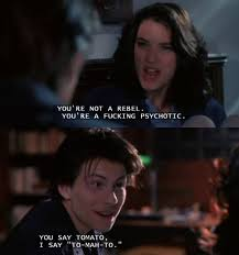 Christian Slater Quotes Best Of Winona Ryder Christian Slater Heathers I Loved Him Back Then