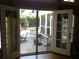 sliding patio doors with screens. Exellent Sliding Great Center Sliding Patio Doors French With Screens For  Cool Weather And T