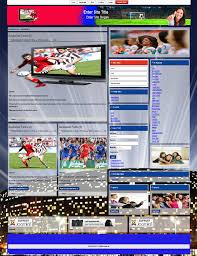 joomla football template. Joomla 3x template 82 soccer sport football