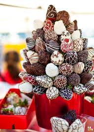 chocolate covered strawberry bouquet for anniversary valentine s mother s day birthday or any day