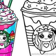 Starbucks Coloring Pages Coloring
