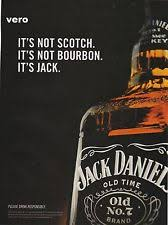 jack daniels advert  2010 magazine ad jack daniels whiskey alcohol andrew bynum interview nba print