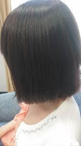 後ろ髪がくせ毛のせいでうねるでもショートにしたい