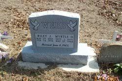 Ora Myrtle Holt Webb (1891-1948) - Find A Grave Memorial