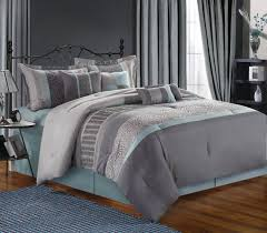 full size of navy blue and gray bedding dark striped blanket sets