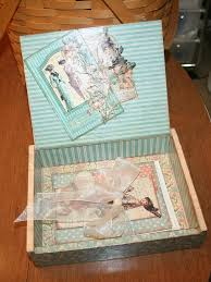 Decorating Boxes With Paper 100 best Cigar Boxes images on Pinterest Decorated boxes 31