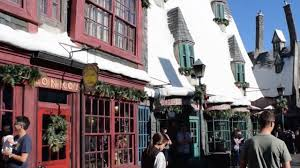 Image result for high riz pictures Christmas in the Wizarding World of Harry potter