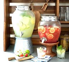 drink dispenser 3 gallon beverage dispenser glass pumpkin drink dispenser