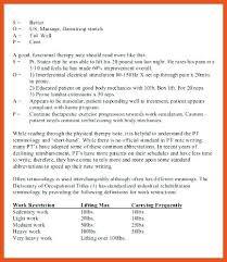 Ot Soap Note Example Soap Notes Format – Actz.info