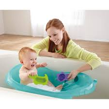 photo 2 of 5 fisher rainforest friends tub green com cost of baby bathtub
